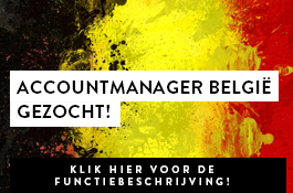 Accountmanager Belgie Gezocht