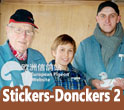 Stickers-Donckers Round 2